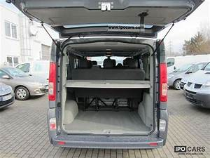 2012 Renault Trafic 2 0 Dci 115 Fap Grand Passenger Black