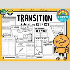 8 Transition Activities New Class By Hoppytimes  Teaching Resources