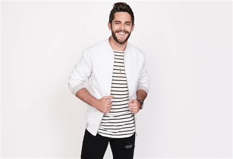 Fan Requests Inspired Thomas Rhett To Record 'star Of The