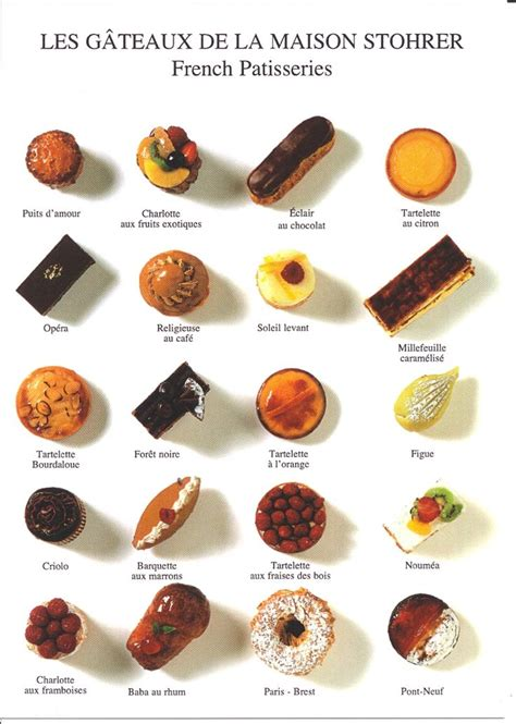 list of dessert names best 25 patisserie ideas on patisserie pastries and bakeries and