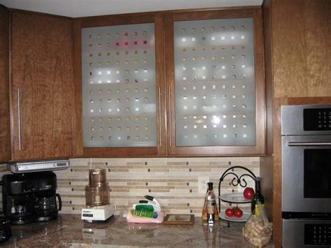 frosted glass kitchen cabinet doors decorating ideas of etched glass interior doors for your 6761