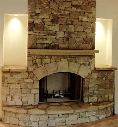 stack fireplace pictures about us the rock yard
