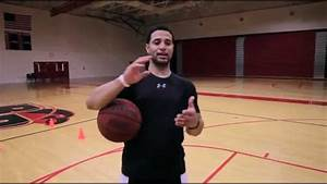How To Dribble A Basketball- The Basics