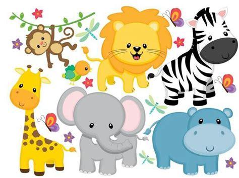 animales safari baby shower safari birthday jungle
