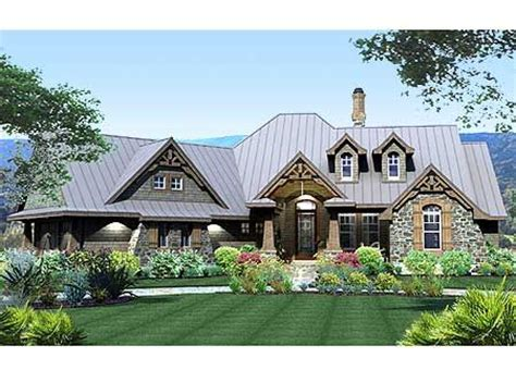 Plan 16850wg Striking Curb Appeal  Craftsman, Bonus