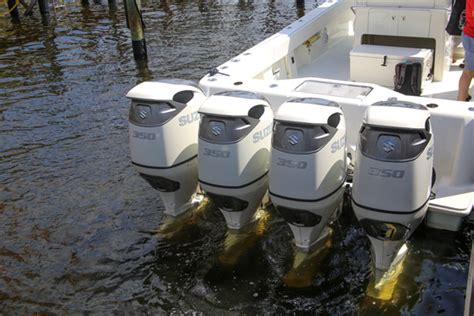 Suzuki Outboards Reviews suzuki df350a outboard review the fishing website