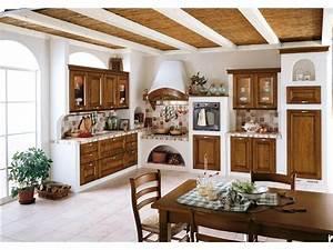 Gallery Of Cucina Rustica Idea Di Progetto Cappe Cucine Rustiche ...