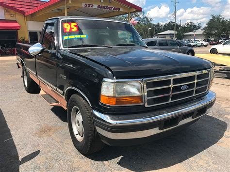 1995 Ford F 150 by 1995 Ford F 150 Special City Fl Automac