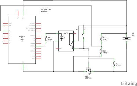 Simple Low Voltage Disconnect Circuit For Arduino Home