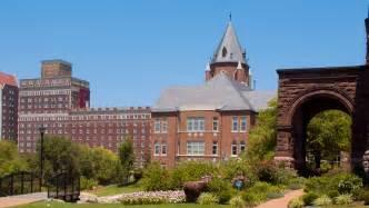 St. Louis Washington University Campus