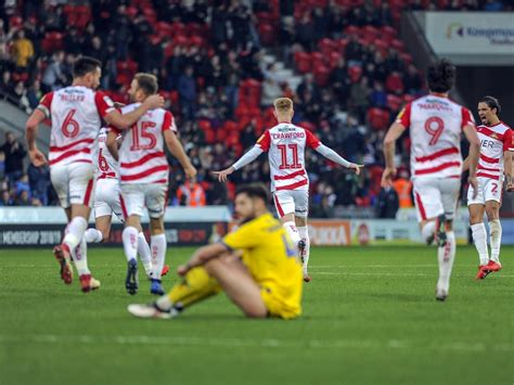 Doncaster Rovers 2 AFC Wimbledon 1: Tommy Rowe's return ...