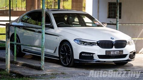 Review G30 Bmw 530i M Sport, Here To Appeal Only To Your