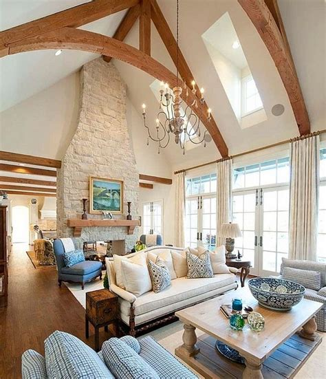 Decorating Ideas For Vaulted Ceiling Living Rooms by 24 Living Rooms With Vaulted Ceilings Page 4 Of 5