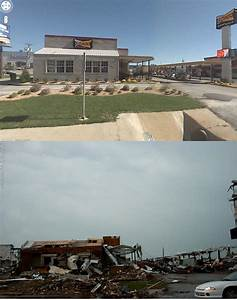 9 Shocking Before & After Pictures Of Joplin, Missouri