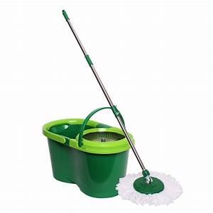 Sabco SupaDry Spin Mop And Bucket Set | Bunnings Warehouse