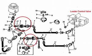 Jd 2020 Hydraulic Connections