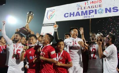 Underdogs Aizawl FC crowned I-League champions - Vanguard News