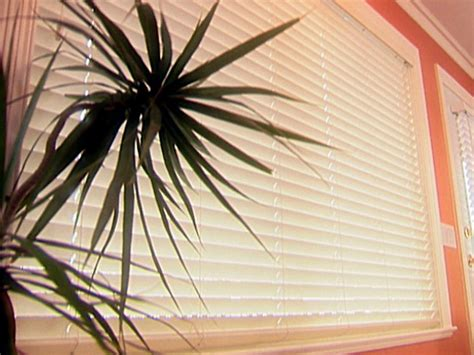 how to clean l shades how to clean blinds hgtv