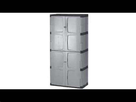 Inexpensive Storage Cabinets by Rubbermaid 7083 Storage Cabinet Door Resin