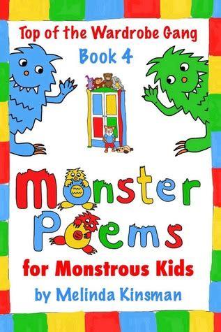 monster poems  monstrous kids top   wardrobe gang