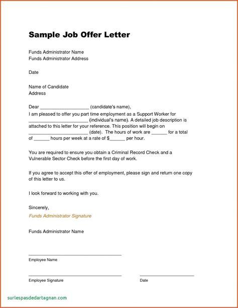 Sample Job Offer Letter Template from tse1.mm.bing.net