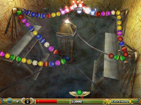 Jeux PC : luxor amun rising hd jeux
