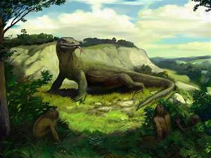 Cloud Nine and Counting: Lost Tapes: When Giant Extinct ...