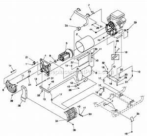 Generac 0057351 Parts List And Diagram