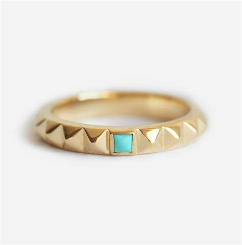 Turquoise Wedding Band, Turquoise Wedding Ring, Studded. Light Blue Engagement Rings. Sketch Wedding Rings. Loom Band Rings. Low Profile Wedding Rings. Diamond Rings Engagement Rings. Astrology Wedding Rings. Fake Plastic Wedding Rings. V Band Engagement Rings