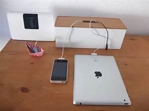 Ladestation Für Handy : unsere ladestation ordnung f r kabel ~ Watch28wear.com Haus und Dekorationen
