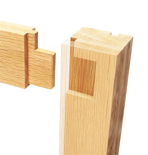 haunched mortise tenon popular woodworking magazine