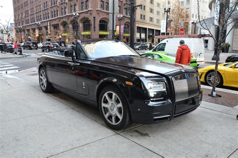 Rolls Royce Phantom Drophead Coupe For Sale by 2015 Rolls Royce Phantom Drophead Coupe Nighthawk Stock