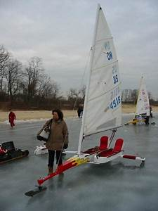Ice Boat Types