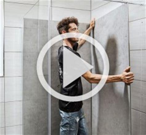 Dusche Montieren Mit Hornbach