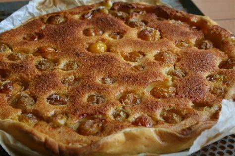 recette tarte mirabelle pate feuilletee tarte douce aux mirabelles trop fastoche