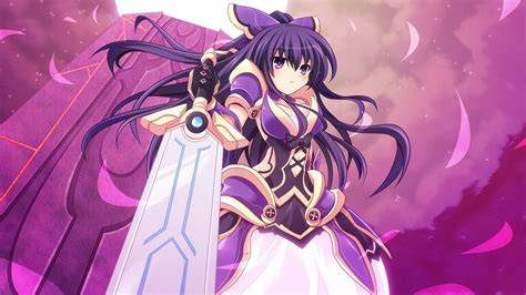 Wallpaper : 1920x1080 px anime girls Date A Live