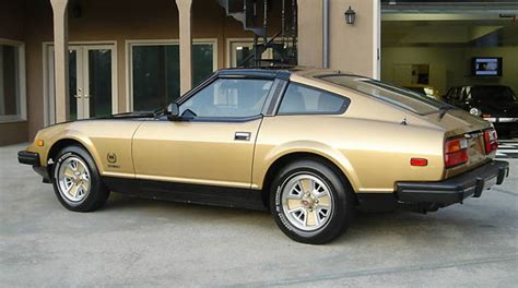 nissan datsun 1980 1980 datsun 280zx black gold 1 photo gallery autoblog