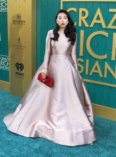 awkwafina  crazy rich asians premiere  los angeles  hd  actress hd wallpapers