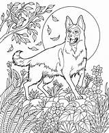 Coloring Dog Shepherd German Printable Puppy Sheets Dogs Offer Special Enjoy sketch template