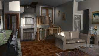 photo of bi level homes interior design ideas 3 car garage on house plans by e designs 2