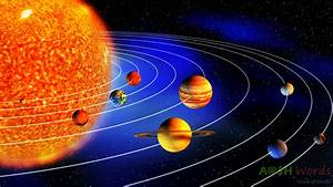 Planets - General Information In Astrology - AashWords