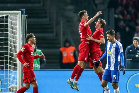 V., commonly known as hertha bsc (german pronunciation: Bayern Munich vs Hertha Berlin Preview, Tips and Odds ...