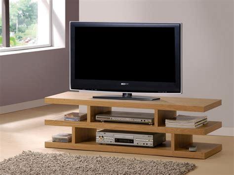 le de bureau à led meuble tv brent coloris wengé ou chêne