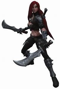Katarina/Background - League of Legends Wiki - Champions ...  Katarina