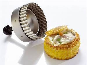 Stainless Steel Pastry Cutter - Double Round ...