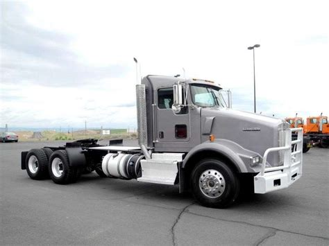 2011 kenworth trucks for sale 2011 kenworth t800 day cab truck for sale 306 873 miles