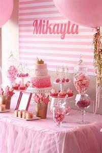 Pinkalicious 6th Birthday Princess Party | Princess ...
