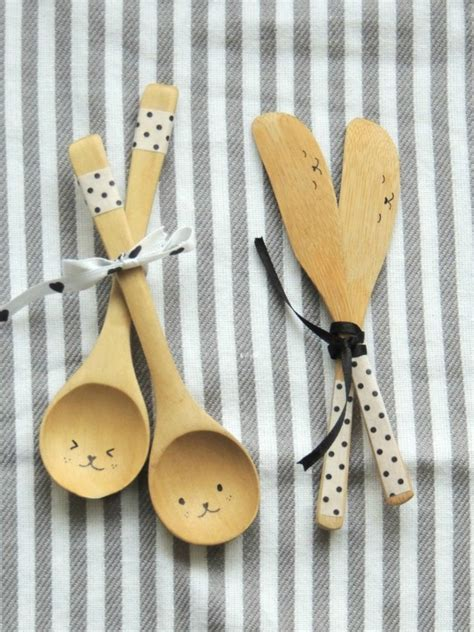 creative diy wooden spoons crafts