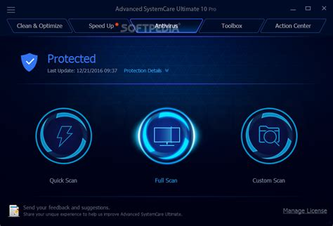 advanced systemcare ultimate download