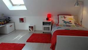 Chambre Fille Petit Espace : chambre de petit gar on photo 1 5 cr ation d 39 espace ~ Premium-room.com Idées de Décoration